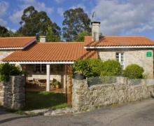 A Feixa casa rural en A Lama (Pontevedra)