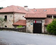 A Laxareta casa rural en Catoira (Pontevedra)