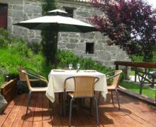 Aldea do Portomartiño casa rural en A Lama (Pontevedra)