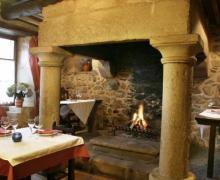 Casa Goris casa rural en Merza (Pontevedra)