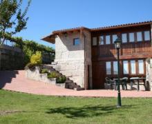 Casa O Rozo casa rural en Tui (Pontevedra)