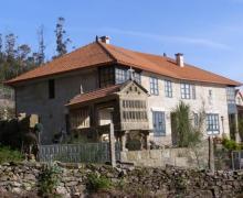 Casa Rural A Rega casa rural en Poio (Pontevedra)