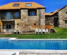 Casa Rural Rectoral De Prado casa rural en O Covelo (Pontevedra)