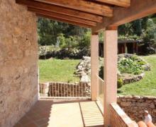 Casas Do Sobral casa rural en Oia (Pontevedra)