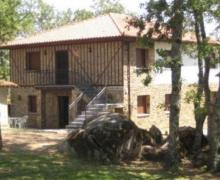 Casa Cordovilla casa rural en Sequeros (Salamanca)