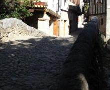 El Sur de Francia casa rural en San Martin Del Castañar (Salamanca)