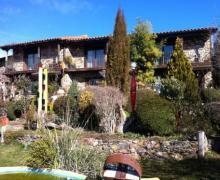 Jardines del Robledo casa rural en San Miguel Del Robledo (Salamanca)
