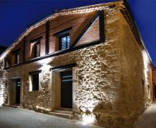 Luces y Sombras casa rural en Pradena (Segovia)