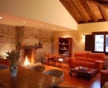 El Oasis casa rural en Miguelañez (Segovia)