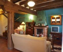 El Mirador de la Cigüeña casa rural en Cabanillas Del Monte (Segovia)