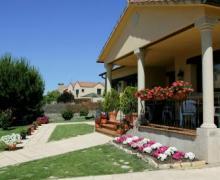 La Casa De Las Eras casa rural en Palazuelos De Eresma (Segovia)