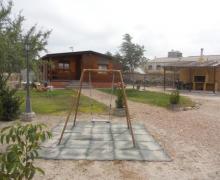 La Casita de Madera casa rural en Sacramenia (Segovia)
