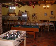 La Gaviota  casa rural en Navas De Oro (Segovia)