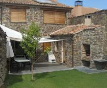 La Panera Verde casa rural en Bernardos (Segovia)