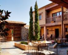 Solaz del Moros casa rural en Anaya (Segovia)