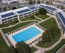 Hotel Vila Park casa rural en Sines (Setubal)