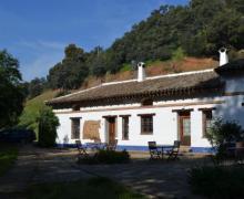 El Molino del Corcho casa rural en Cazalla De La Sierra (Sevilla)