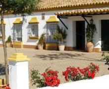 Finca Santa Isabel casa rural en Lora Del Rio (Sevilla)