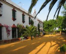 Hacienda Chambergo casa rural en Ecija (Sevilla)