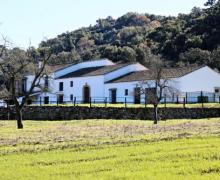 Hacienda Escutia casa rural en Cazalla De La Sierra (Sevilla)