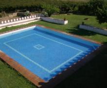 Hacienda La Florida casa rural en Guadalcanal (Sevilla)