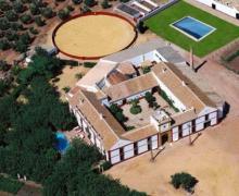 Hacienda Santa Ana casa rural en Carmona (Sevilla)
