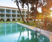 Hotel Oromana  casa rural en Alcala De Guadaira (Sevilla)