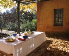 Las Tejoneras casa rural en El Castillo De Las Guardas (Sevilla)