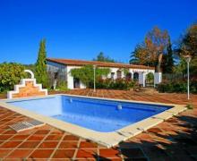 Los Manantiales casa rural en Cazalla De La Sierra (Sevilla)