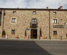 La Posada de Numancia casa rural en Garray (Soria)
