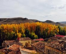 Ana de las Tejas Azules casa rural en Medinaceli (Soria)