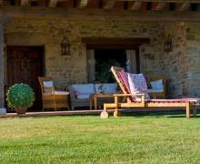 Garagüeta casa rural en Arevalo De La Sierra (Soria)
