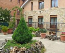 Hotel rural Lagunas de Urbión casa rural en Molinos De Duero (Soria)