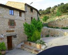 La Carrasca casa rural en Montejo De Tiermes (Soria)