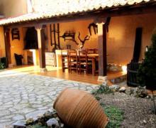 La Prensa de Vino casa rural en Peñalba De San Esteban (Soria)