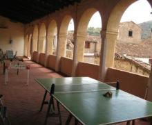 Can Borras casa rural en Poboleda (Tarragona)