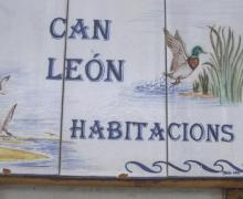 Can León casa rural en Poblenou Del Delta (Tarragona)