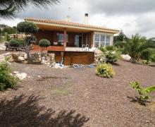 Can Montclar casa rural en Riudecanyes (Tarragona)