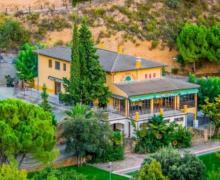 Hostal Els Tres Pins casa rural en Margalef (Tarragona)