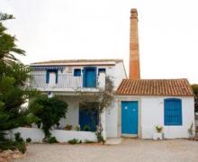 Lo Pla casa rural en Alcanar (Tarragona)