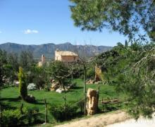 Mas D´en Curto casa rural en El Perello (Tarragona)