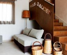 Mas Daudén casa rural en Tortosa (Tarragona)