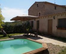 Mas de L'Aleix 3 casa rural en Renau (Tarragona)
