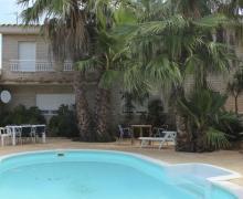 Villa Flamingo  casa rural en Deltebre (Tarragona)