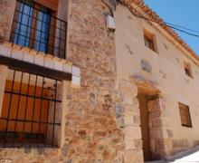 Casa Rural Corbatón casa rural en Cosa (Teruel)