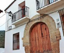 Casa Rural El Frontón casa rural en Abejuela (Teruel)