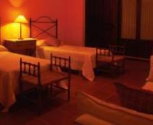 Hotel El Castellar casa rural en Moscardon (Teruel)