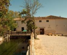 Hotel Rural Molino Bajo casa rural en Monreal Del Campo (Teruel)
