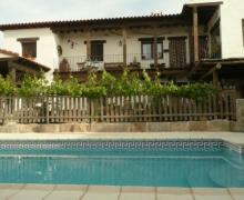 Casa La Corrala casa rural en Mazarambroz (Toledo)