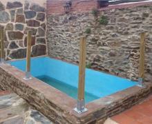 El Carril casa rural en El Campillo De La Jara (Toledo)